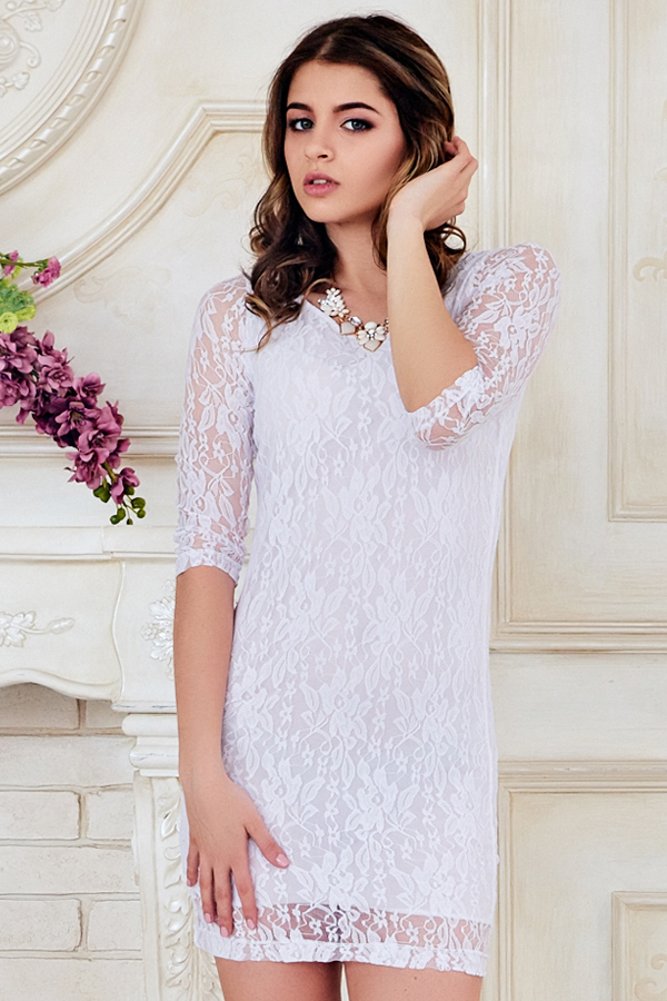 dress-gepur-white