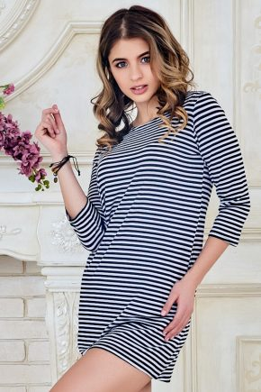 dress-small-striped
