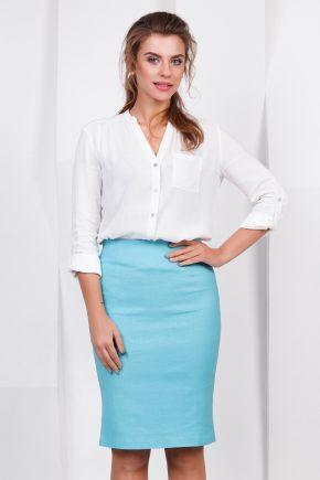 skirt-blue