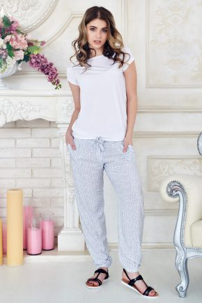 trouser-white-summer