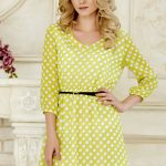 dress-chiffon-dots