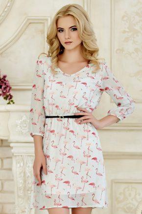dress-chiffon-flamingo