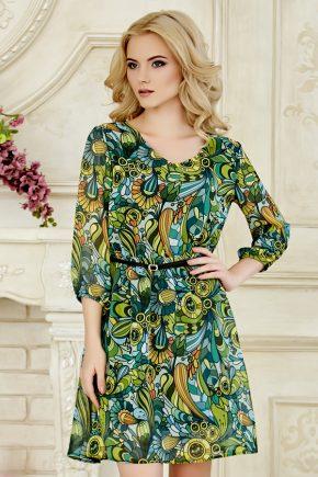 dress-chiffon-green-abs