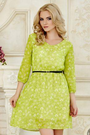 dress-chiffon-green-fl