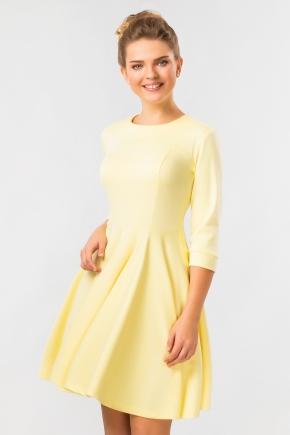 dress-jersey-yellow