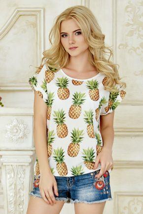 tshirt-crep-pinapple