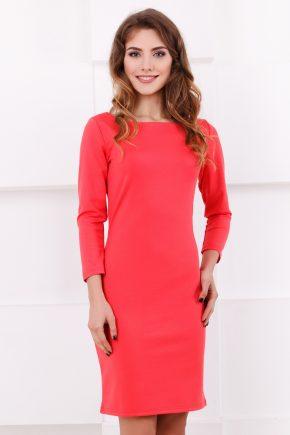 dress-jersey-coral