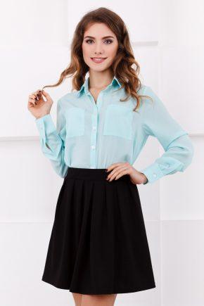 shirt-mint-chiffon