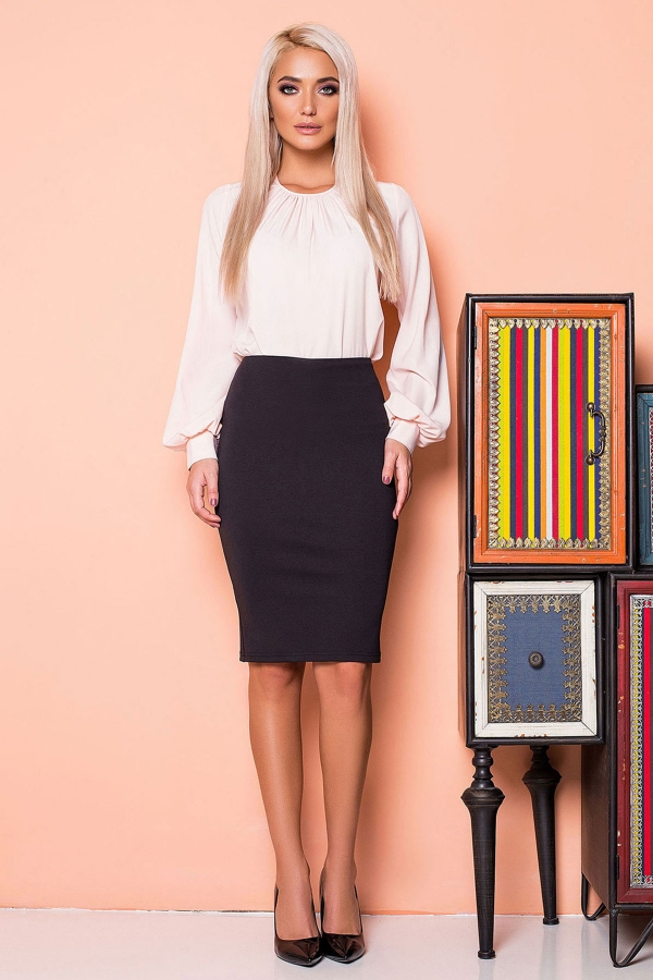 skirt-midi-pencil-black