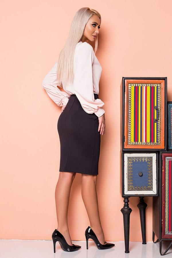 skirt-midi-pencil-black-back