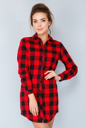 shirt-red-black-long
