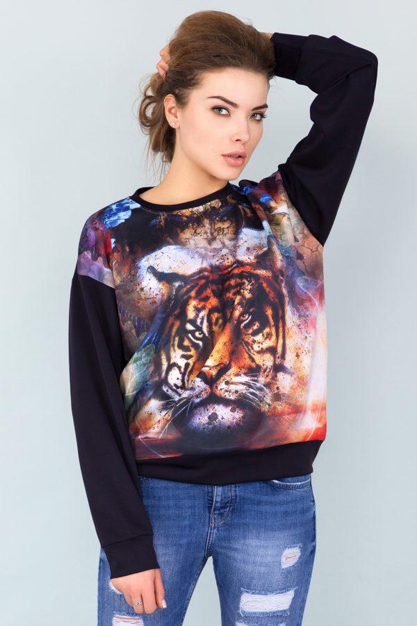 sweatshirt-oversize-tiger