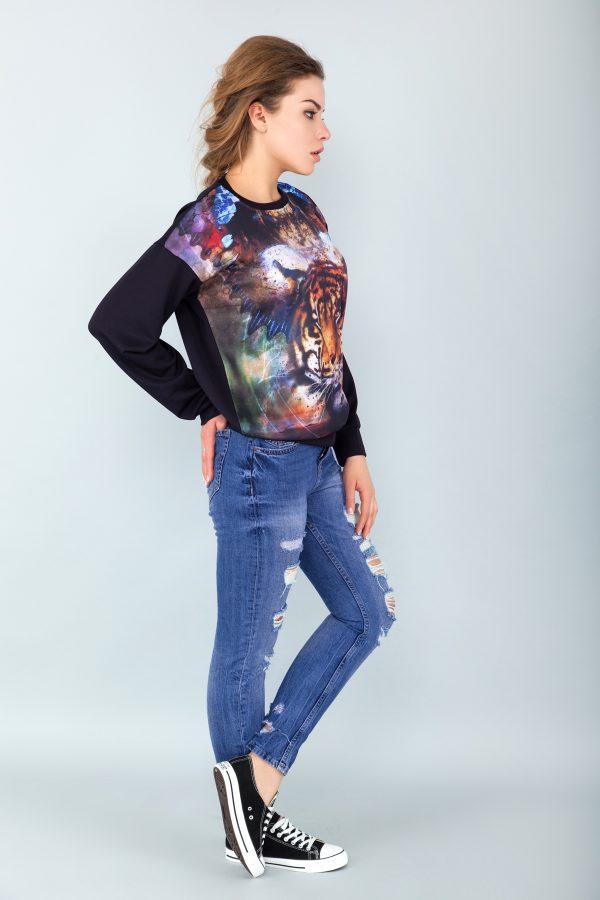 sweatshirt-oversize-tiger-h