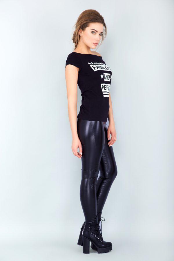 tshirt-black-fabulous-half