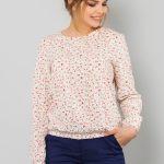 blouse-flower