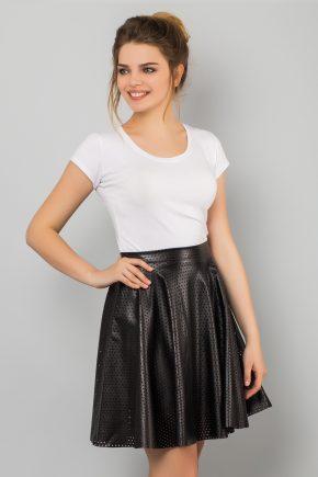 skirt-prfoleather