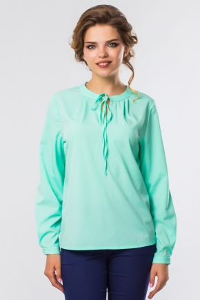 mint-blouse