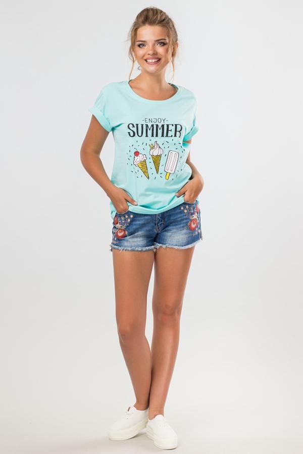 tshirt-mint-enjoy-full