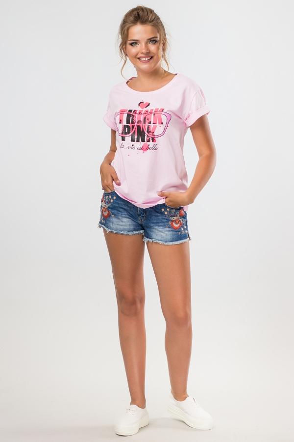 tshort-think-pink-half