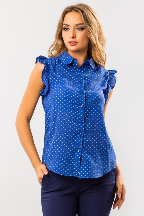 blue-shirt-flounces-on-sleeves