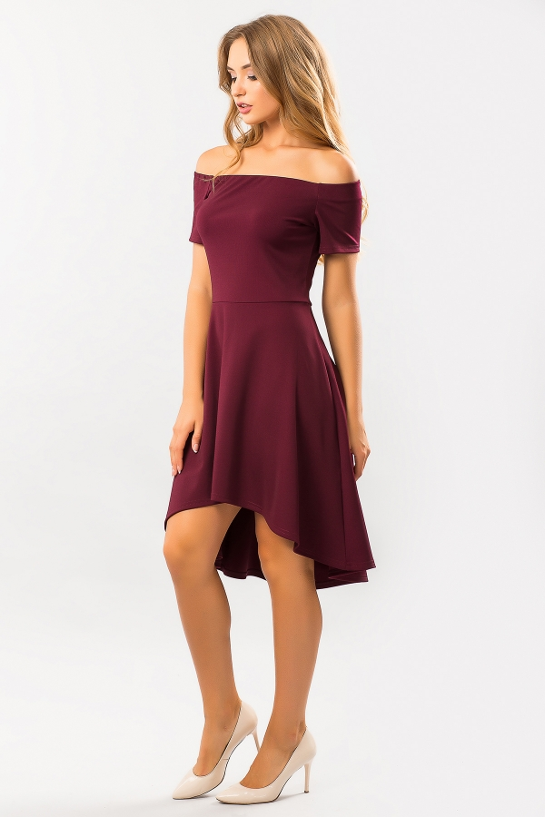 bordo-dress-naples-half