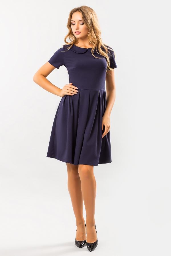dark-blue-dress-round-collar-full