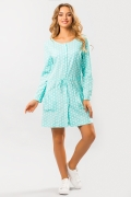linen-dress-dot-mint