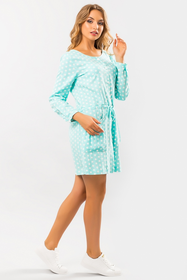 linen-dress-dot-mint-full