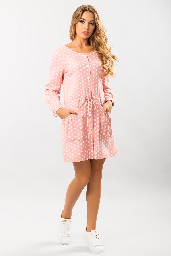 linen-dress-dot-rose-full