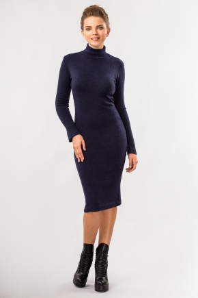 dark-blue-dress-collar