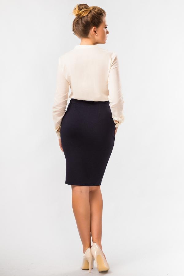 dark-blue-skirt-zipper-back