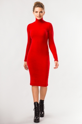 golf-dress-red