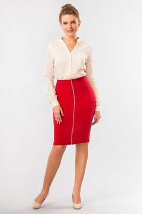 red-skirt-zipper