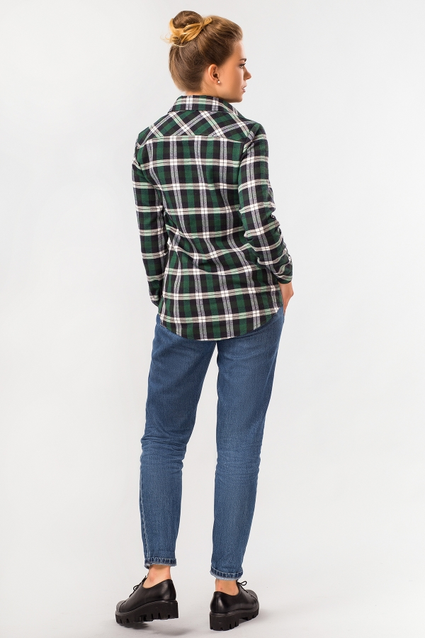 warm-plaid-shirt-green-back