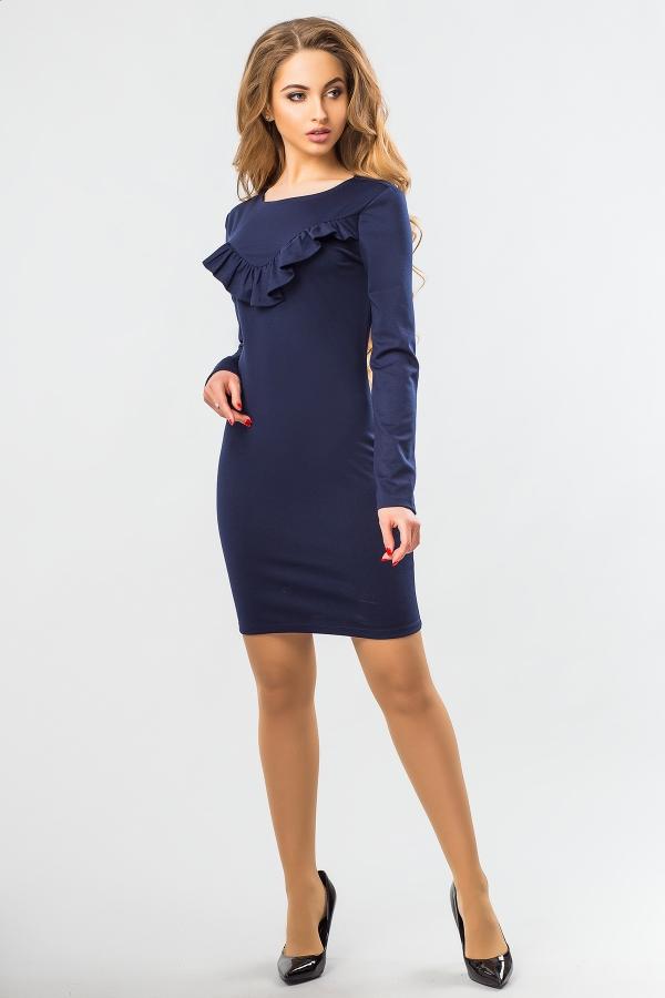 dark-blue-dress-ruffles-full