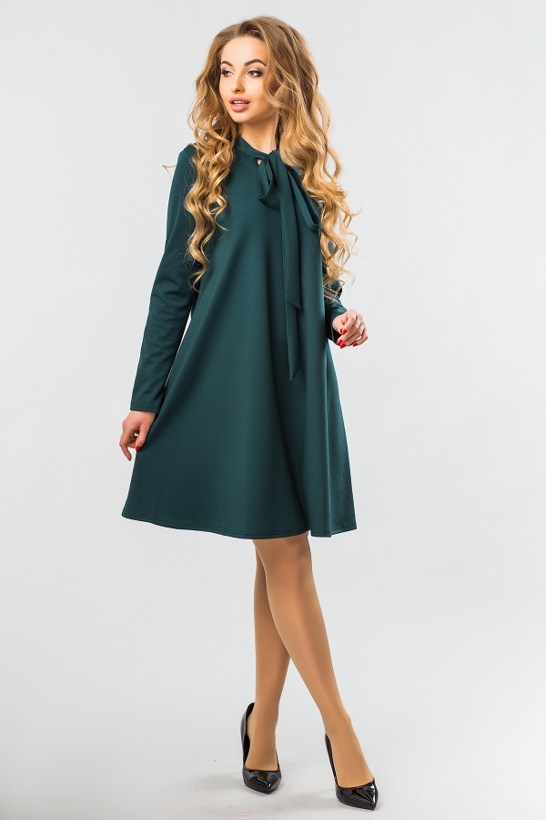 dark-green-dress-tie-half