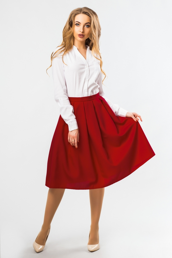 midi-skirt-brick-color-full