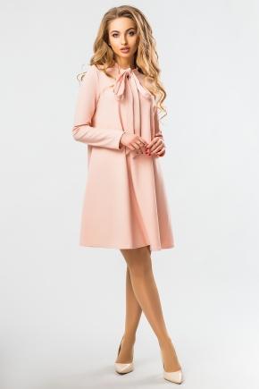 peach-dress-tie