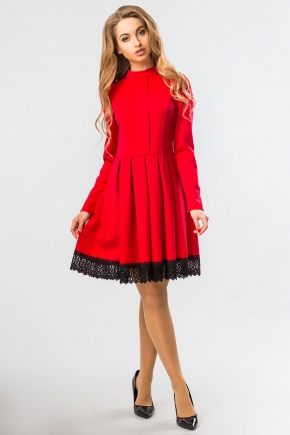 red-dress-lace