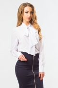 white-blouse-with-tie
