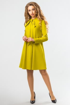 yellow-green-dress-tie