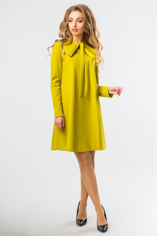 yellow-green-dress-tie-full