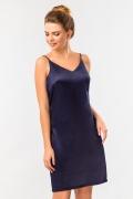 satin-dress-dark-blue