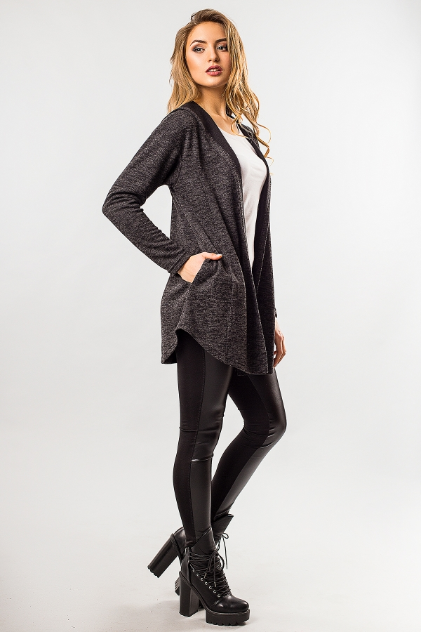 anthracite-cardigan-with-hood-half