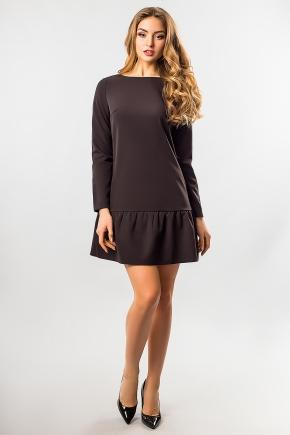 black-dress-frills