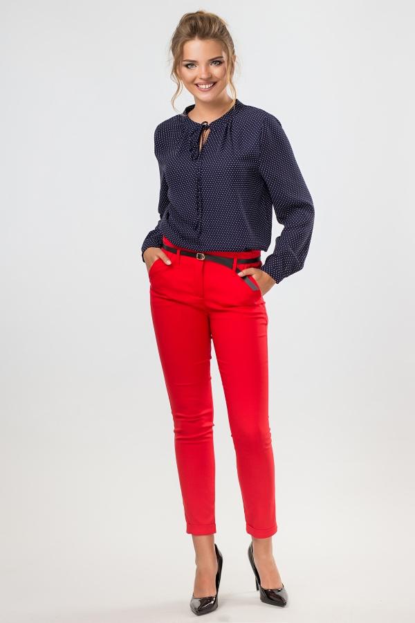 blouse-navy-gor-half