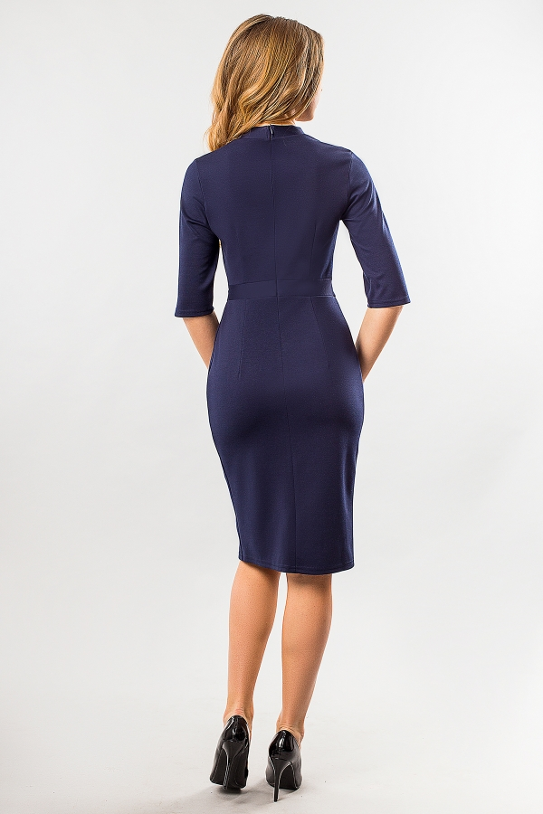 dark-blue-dress-belt-back