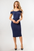 dark-blue-dress-shoulder-straps