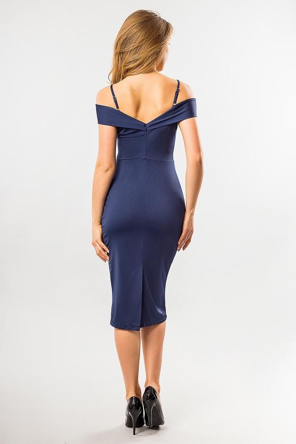 dark-blue-dress-shoulder-straps-back