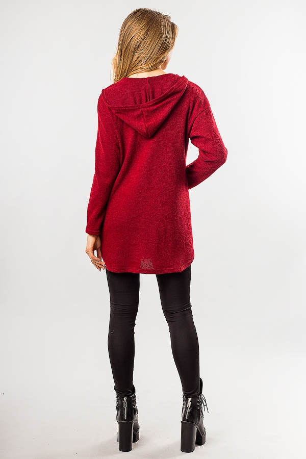 dark-red-cardigan-with-hood-back